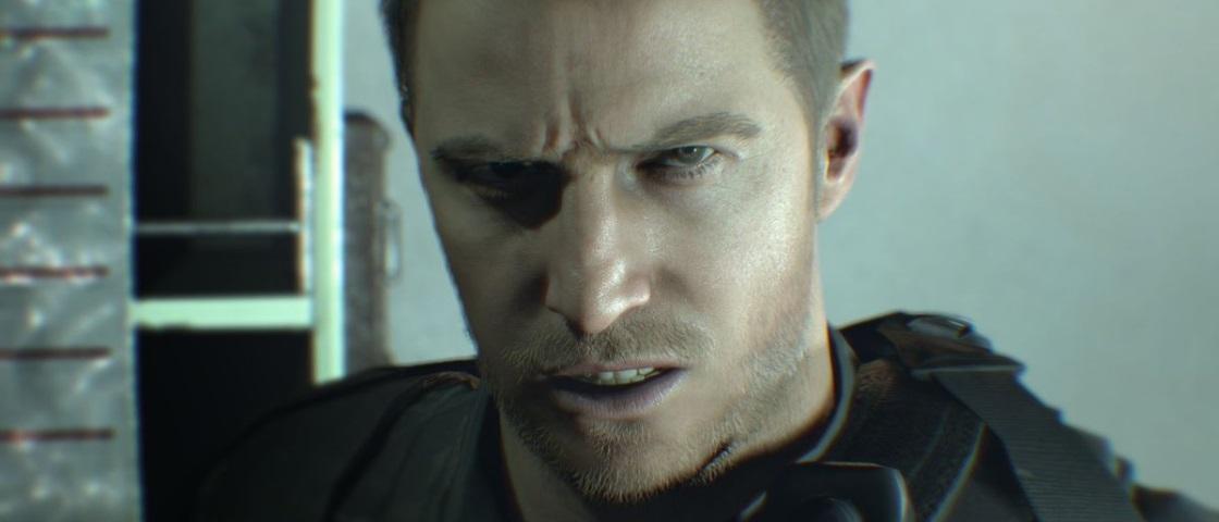 Redfield? Chris retorna como protagonista no DLC de Resident Evil 7
