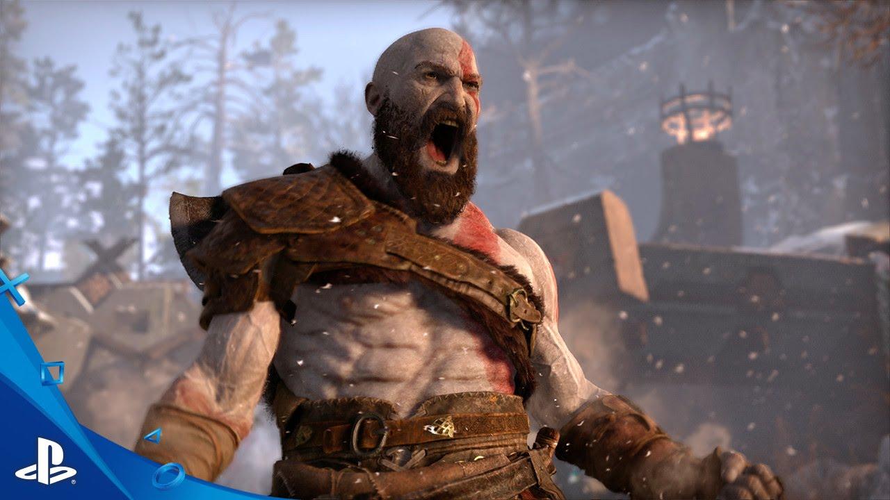 Duas pistas QUENTÍSSIMAS apontam lançamento de novo God of War este ano!