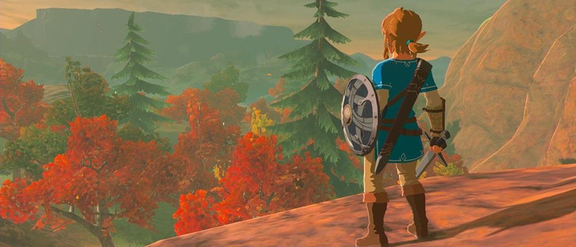 Link? Zelda? Saiba quem deu mais trabalho para criar em Breath of the Wild