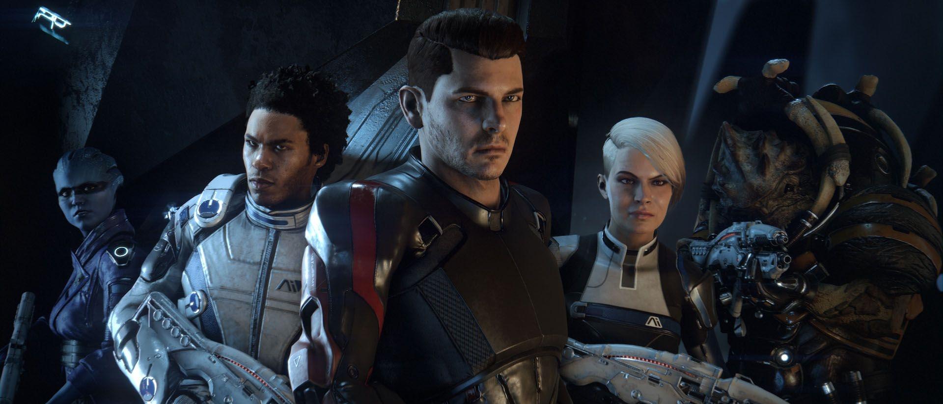 BioWare condena abusos online após críticas sobre Mass Effect: Andromeda