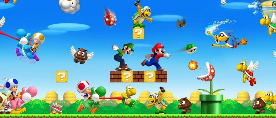 Super Mario Run finalmente ganha data de lançamento para Android