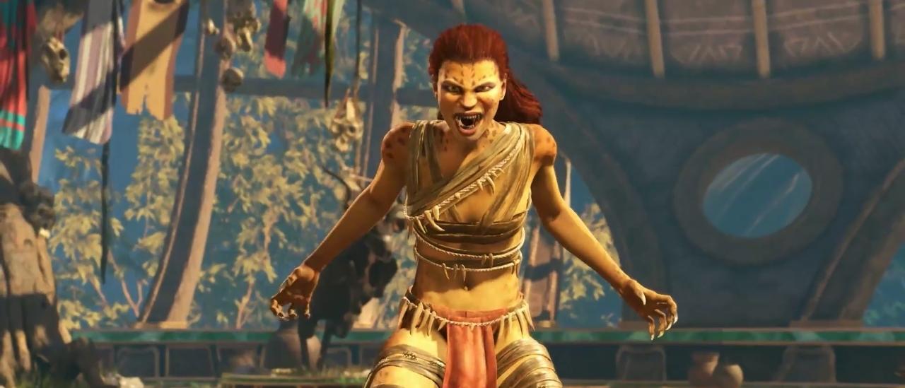 Confira Mulher-Leopardo em Injustice 2 com novo trailer de gameplay