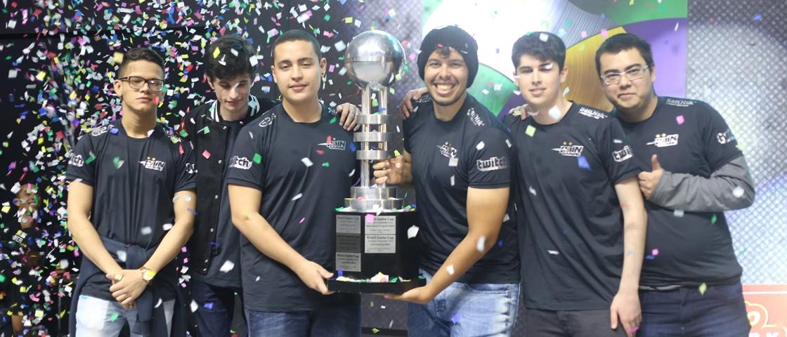 Torneio de DOTA 2 acontecerá na Brasil Game Cup