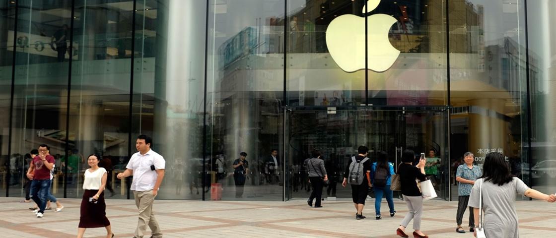 Apple vence processo que acusava marca de copiar fabricante chinesa