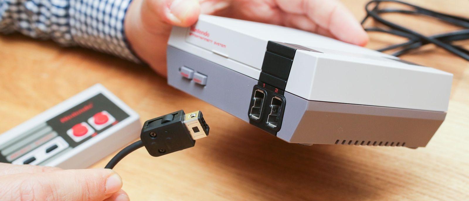 Preço do NES Mini já disparou em algumas lojas após ser descontinuado