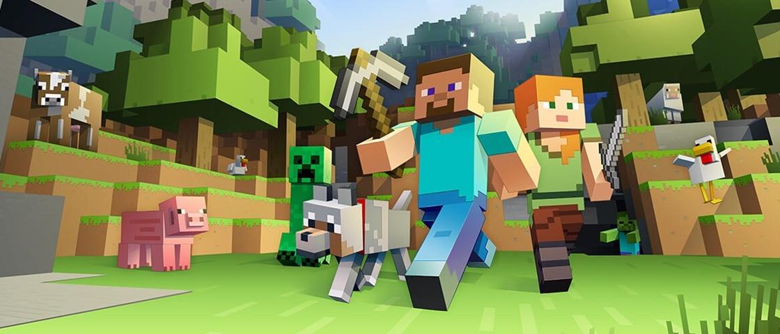 Estudo: Minecraft é o jogo mais comentado nas redes sociais