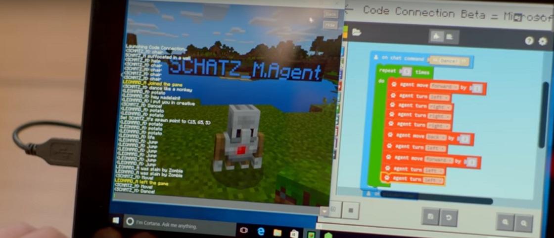 Não sabe programar? Agora você pode aprender com Minecraft