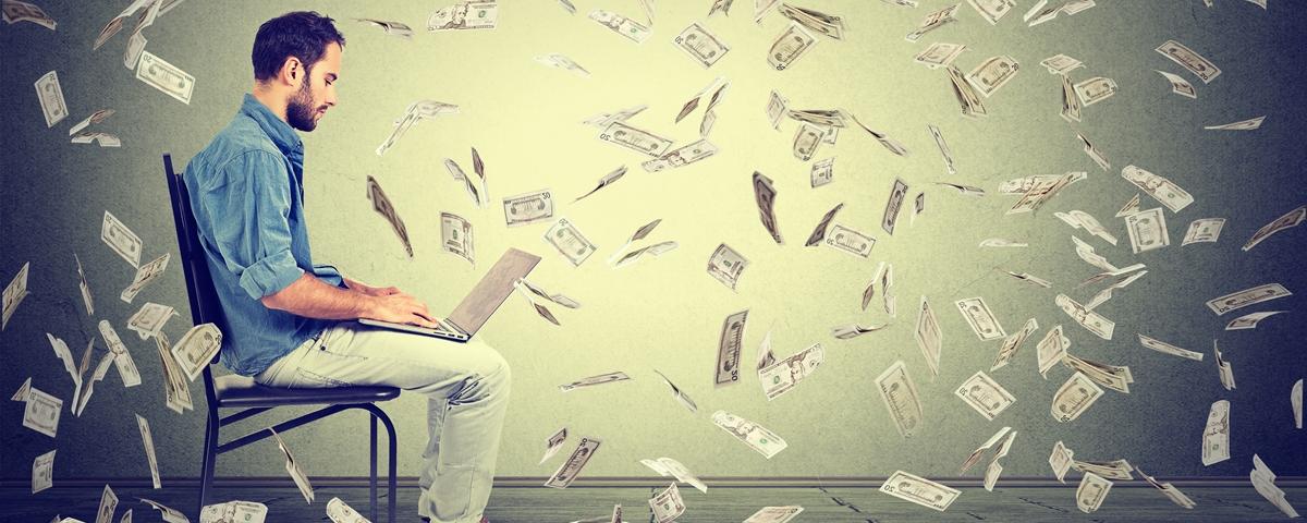 Aprenda a ganhar dinheiro com ajuda da tecnologia sem sair de casa