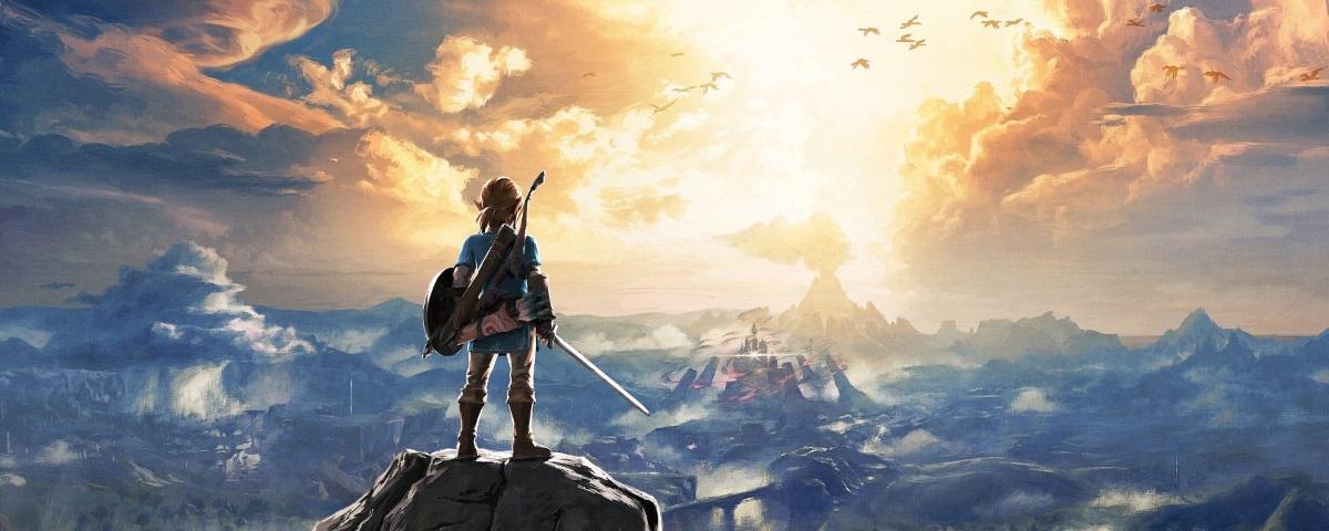 Nintendo prepara um The Legend of Zelda para dispositivos móveis