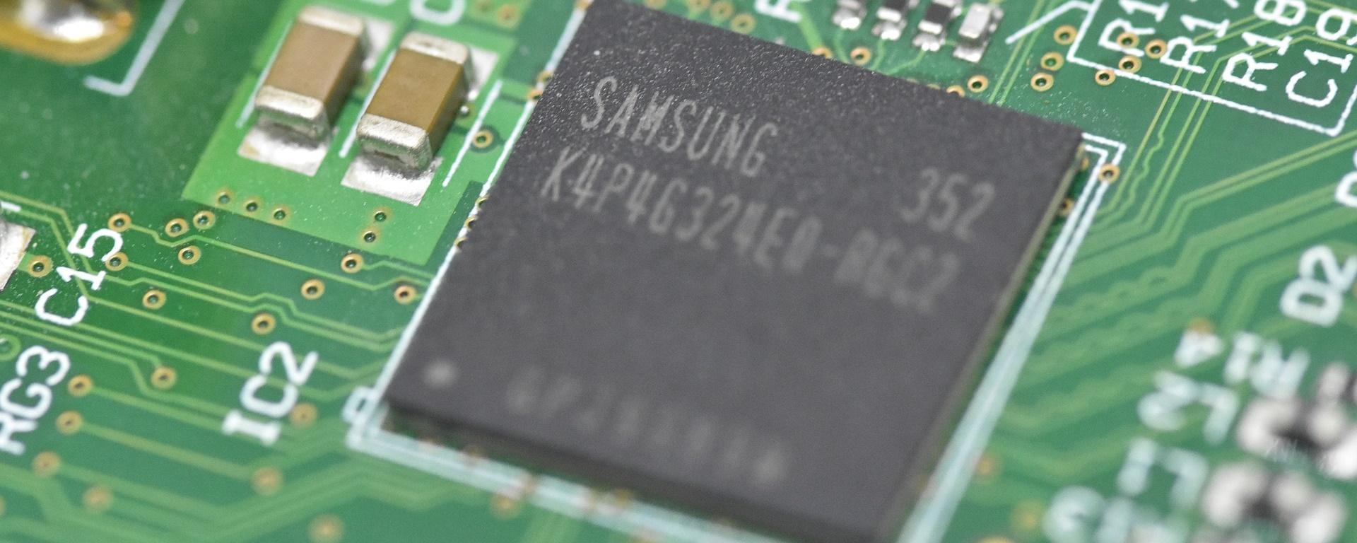 Samsung cria setor específico para fabricar chips para outras empresas
