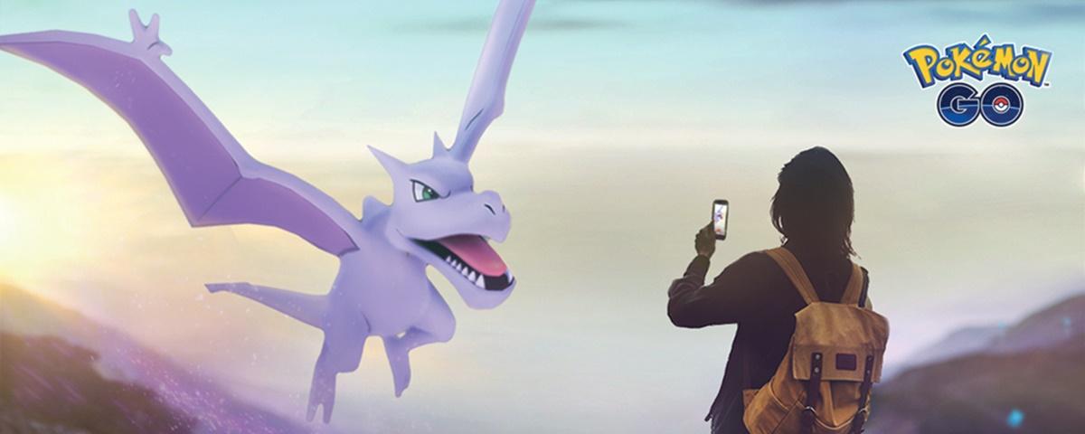 Pokémon GO tem evento com pokémon tipo Pedra e mais doces com Companheiro