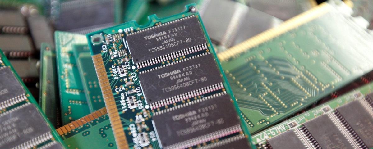 Apple, Amazon e Foxconn se unem para comprar divisão de chips da Toshiba