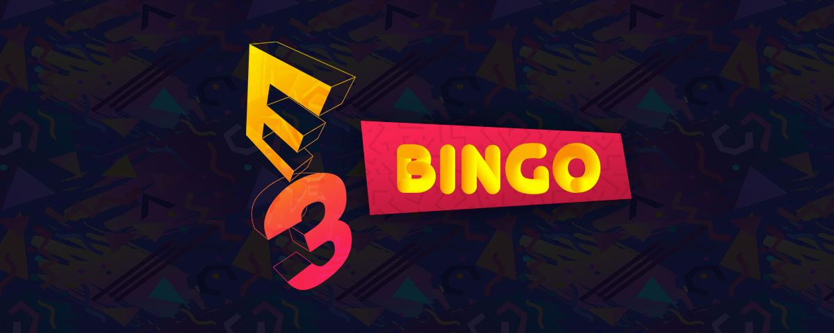 Bingo E3 2017! Pegue as cartelas aqui, faça suas apostas e bora pro hype!