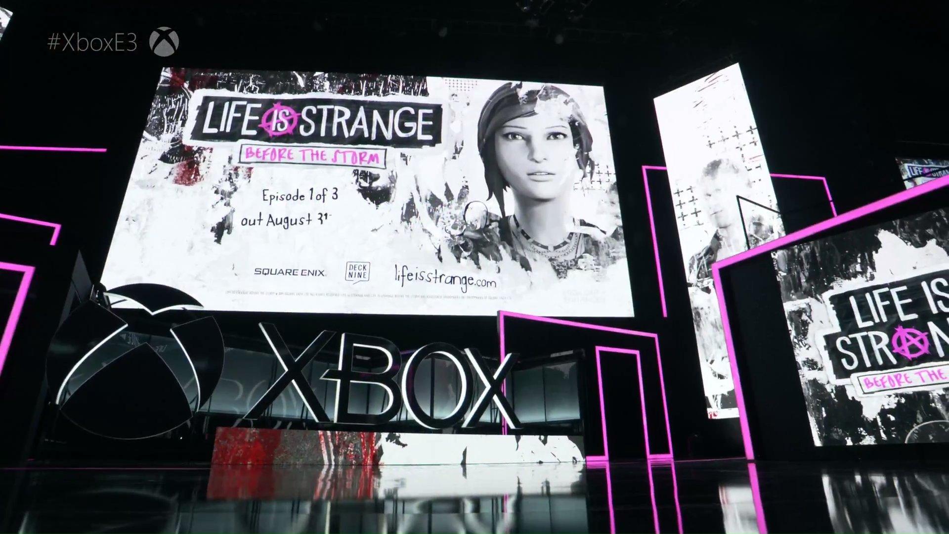 Life is Strange: Before the Storm é o novo jogo da série, que sai em agosto