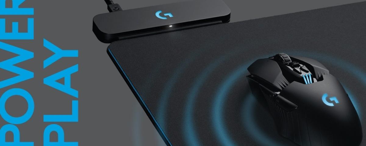 Logitech lança tecnologia para recarregar mouse enquanto ele é utilizado