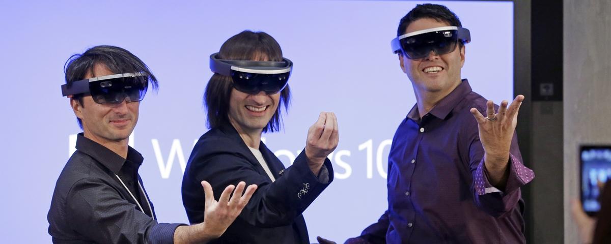 Cadê o VR do Xbox One X? Microsoft diz que está focada nos PCs por enquanto