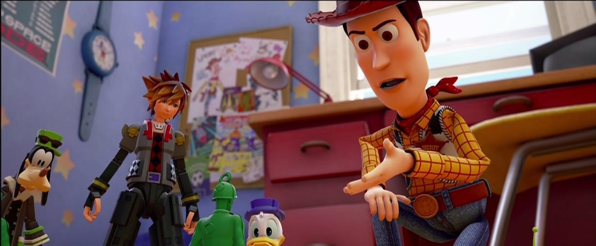 Kingdom Hearts 3 ganha trailer, mundo de Toy Story e data de lançamento