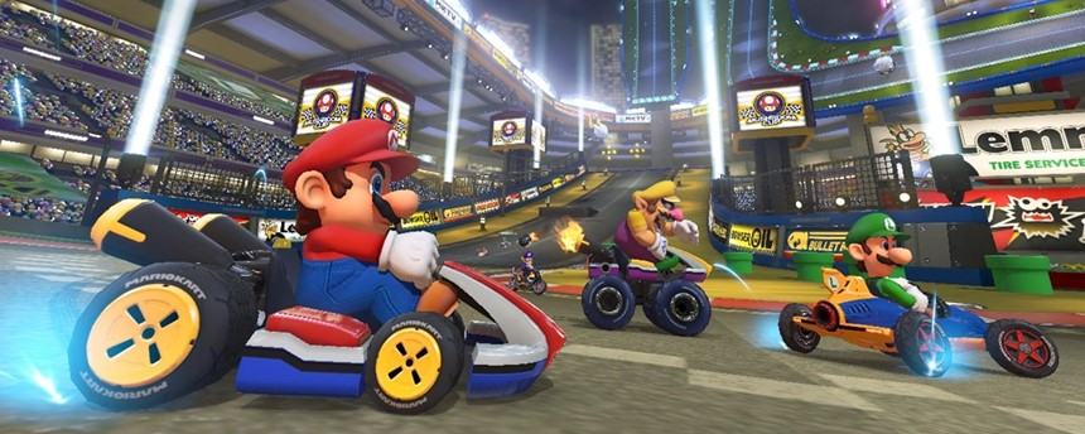 Usando emulador, usuário já roda Mario Kart 8 em 8K e 60 fps no PC