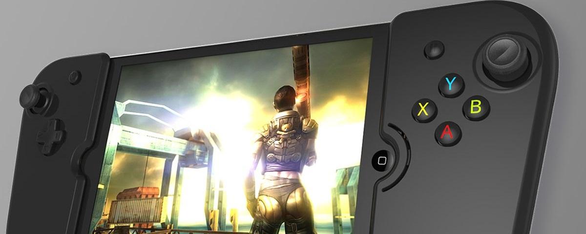 A Nintendo está sendo processada e acusada de copiar o design do Switch