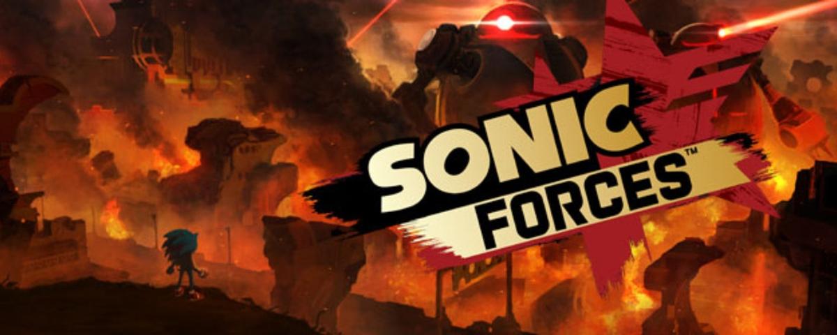 Depois de Sonic Mania, SEGA promete toneladas de novidades a Sonic Forces