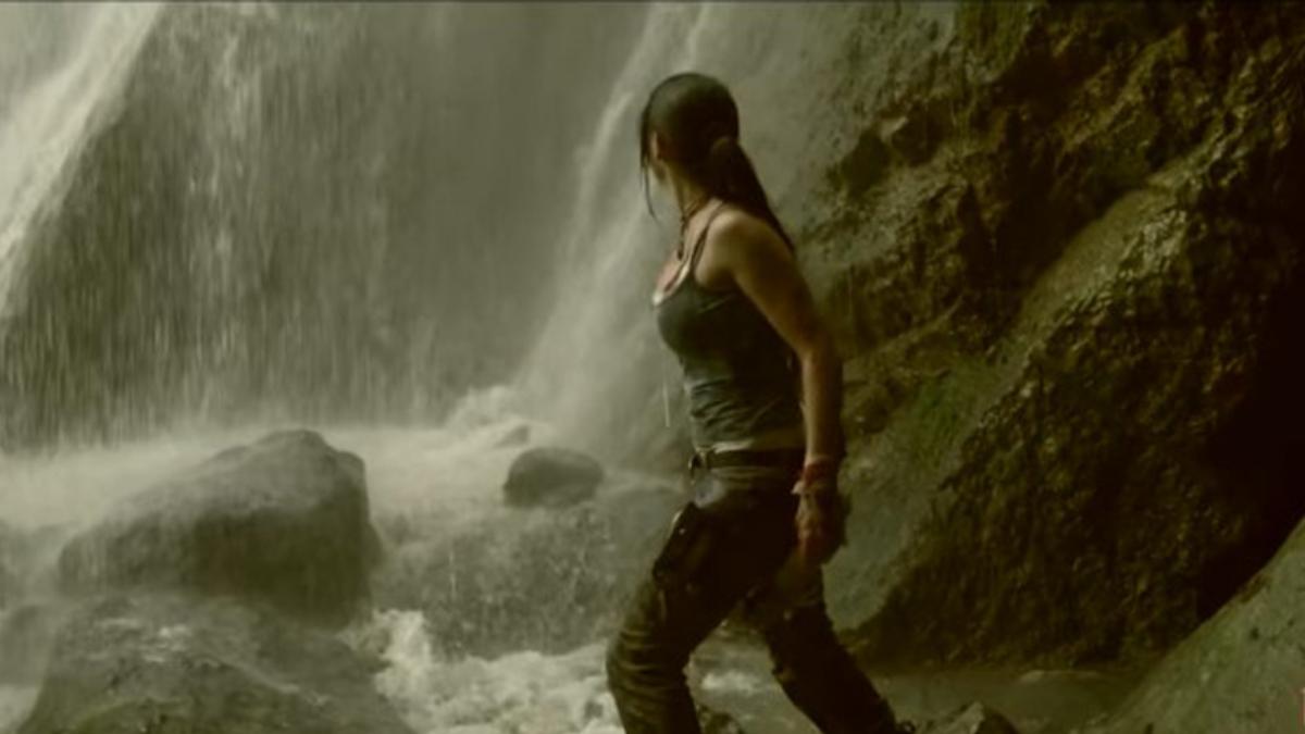 Saiu! Assista ao primeiro trailer completo e explosivo do filme Tomb Raider
