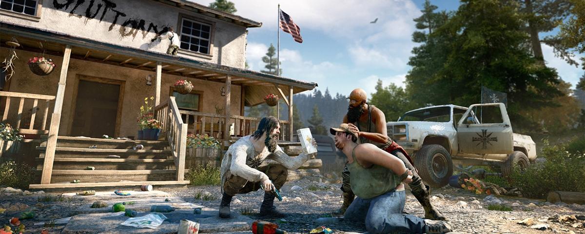 BGS 2017: jogamos Far Cry 5 e ele está muito divertido, mas há ressalvas