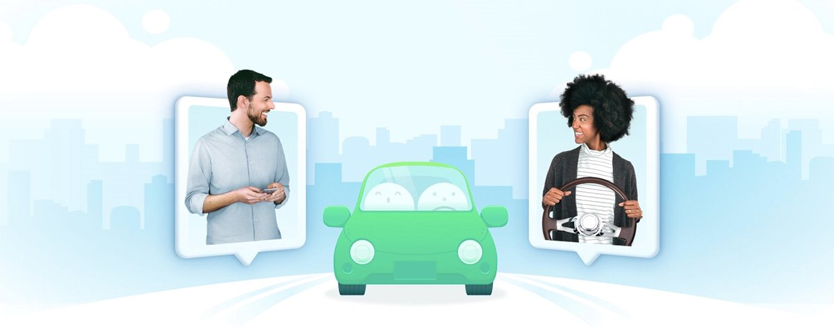 Carpool, o app de carona do Waze, ganha redesign completo e