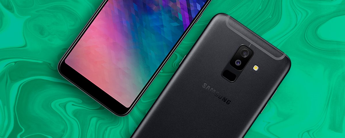 f6433ef852598 Samsung Galaxy A6+  review análise  vídeo  - TecMundo