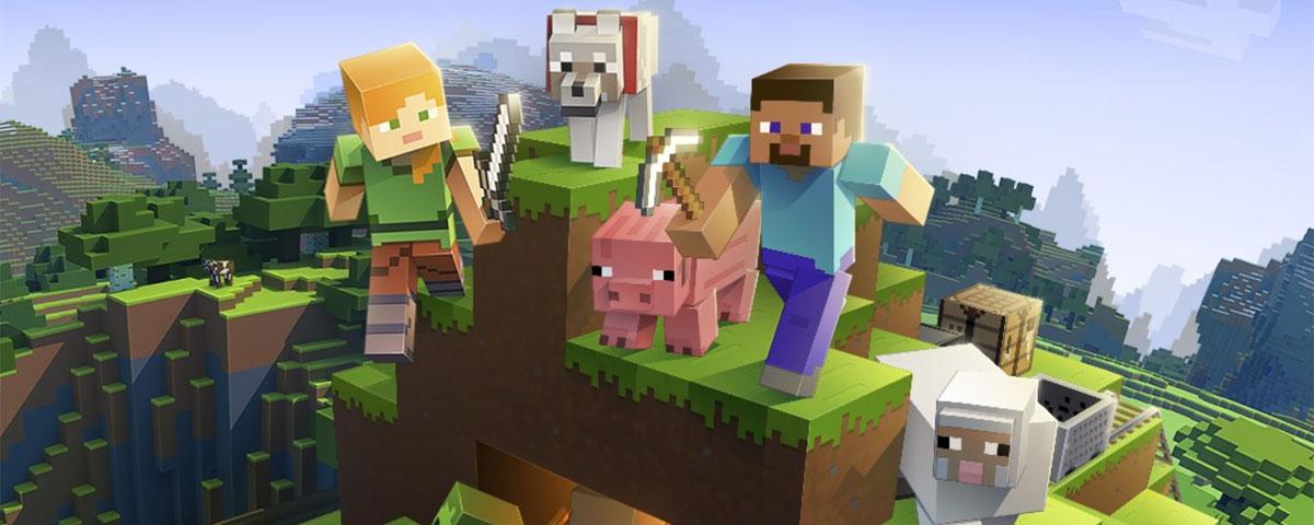 Tem Na Web - Minecraft recebe update com novos animais no Windows 10 e Xbox One