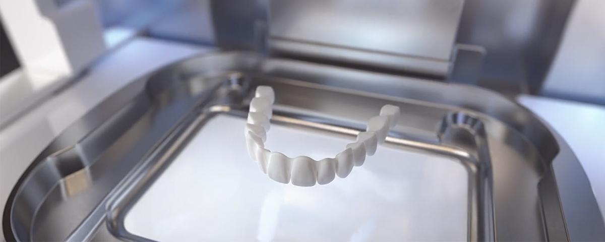 Tem Na Web - Detentos dos EUA terão dentaduras feitas a partir de impressora 3D