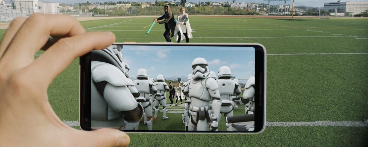 c547c2bf9 Google lança figurinhas de realidade aumentada para toda a linha Pixel -  TecMundo