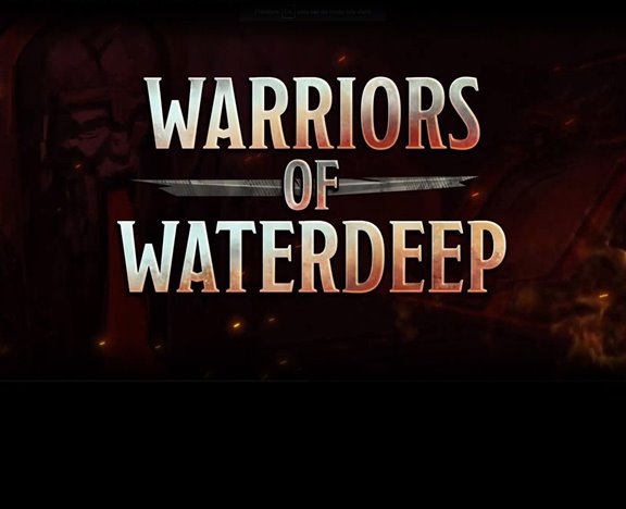 Dungeons & Dragons: Warriors of Waterdeep