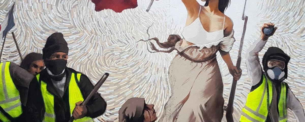 Tem Na Web - Artista cria pintura de rua que tem US$ 1 mil escondidos em bitcoin