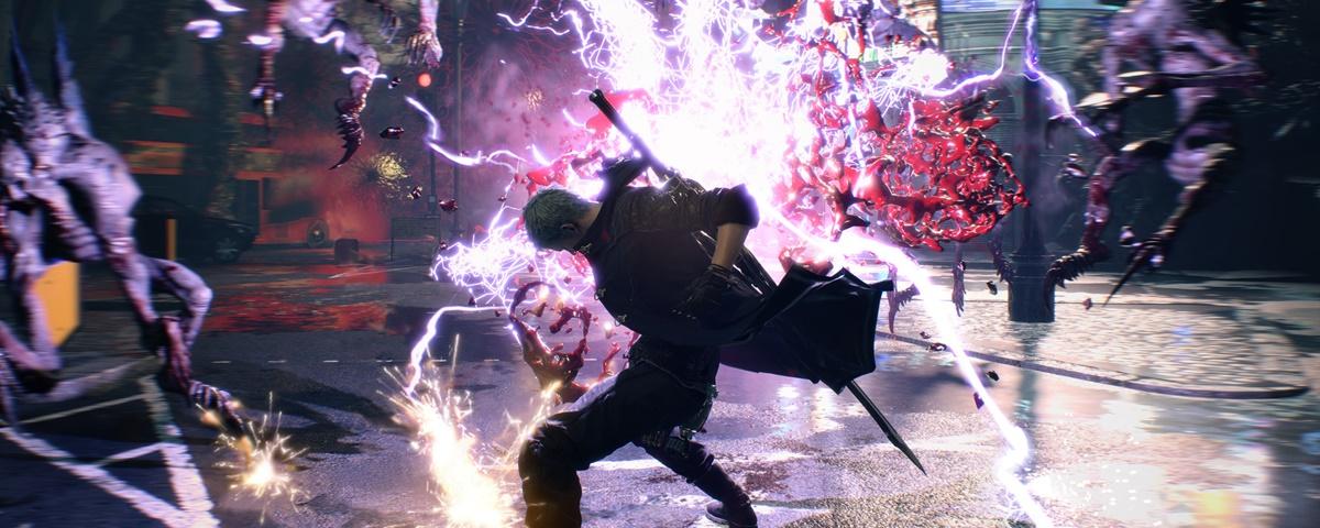 Tem Na Web - Devil May Cry 5 leva cerca de 15 horas até seu final