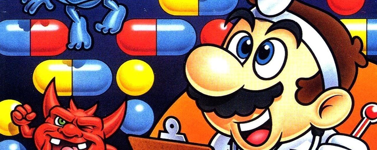 Tem Na Web - Dr. Mario mobile é anunciado pela Nintendo