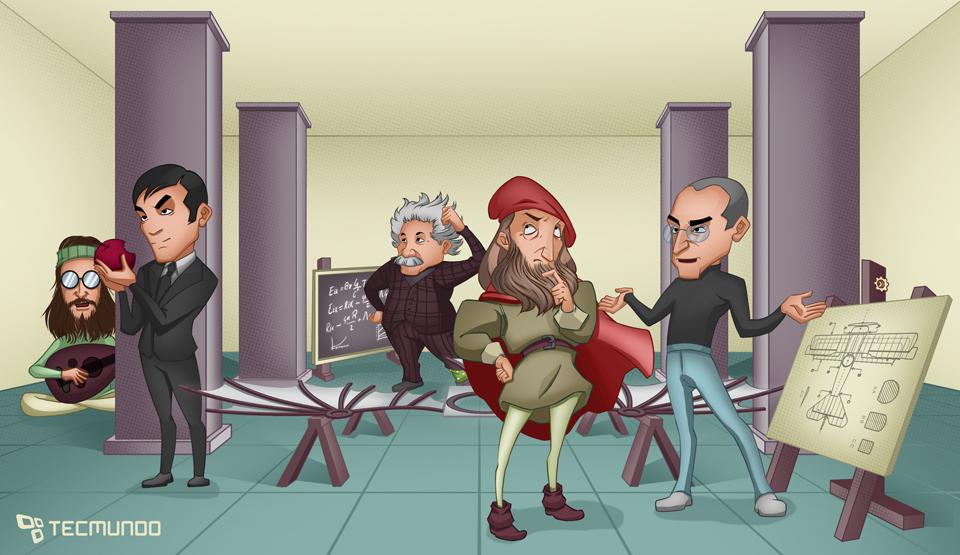 Erro 404: a startup do Vale do Paraíso [ilustração]