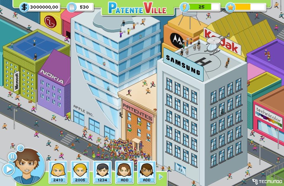 Patente Ville: o jogo traiçoeiro das gigantes da tecnologia [ilustração]