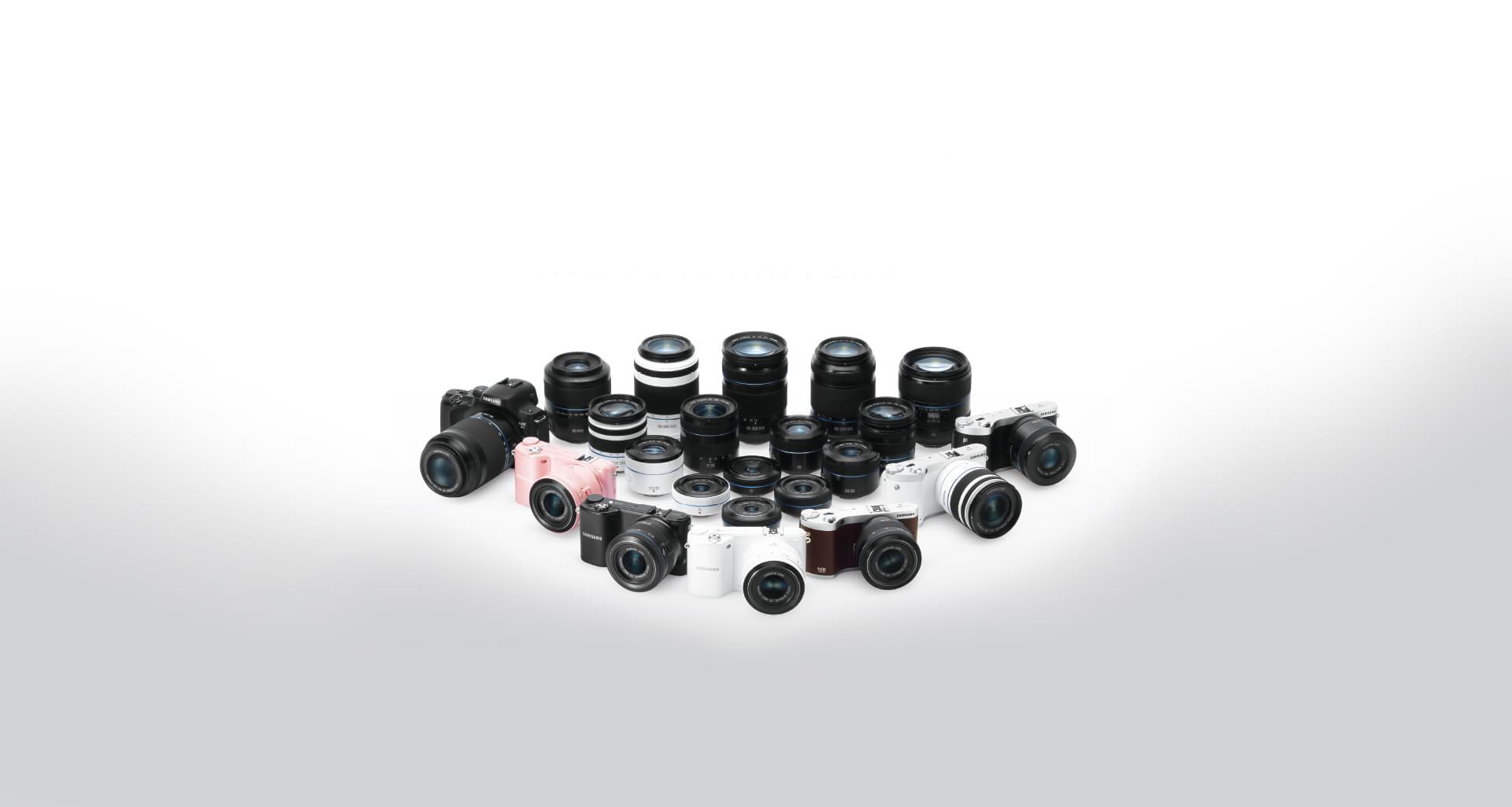 Câmera NX500 da Samsung terá sensor retroiluminado, diz site