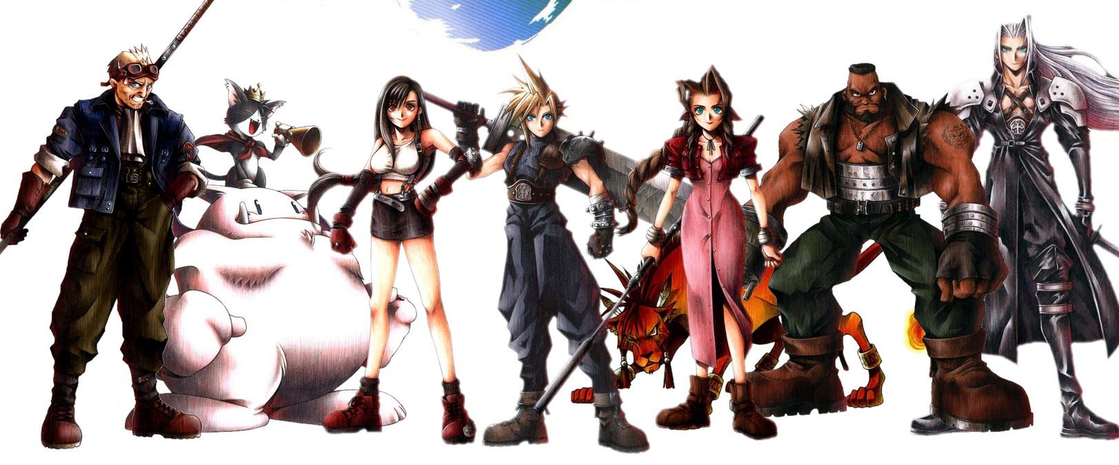 5 cenas de Final Fantasy VII que devem ficar impressionantes no remake