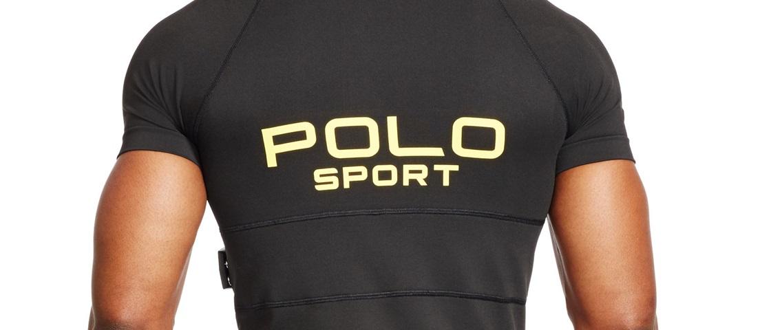 Camiseta inteligente para treino da Ralph Lauren chega ao mercado - TecMundo 4b6a6abf6ef