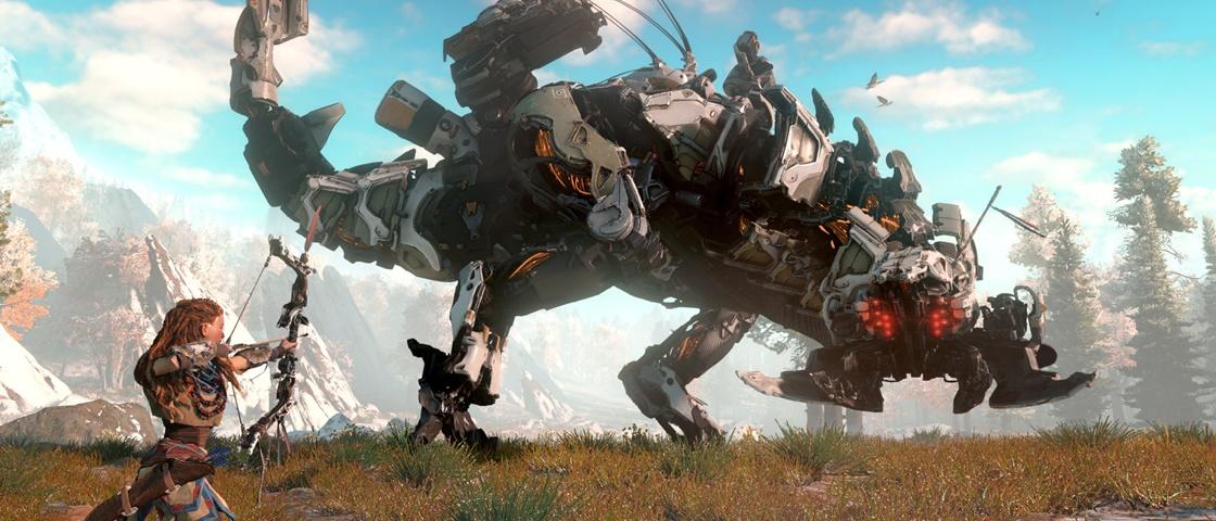 Por que Horizon: Zero Dawn não terá multiplayer? Guerrilla Games responde