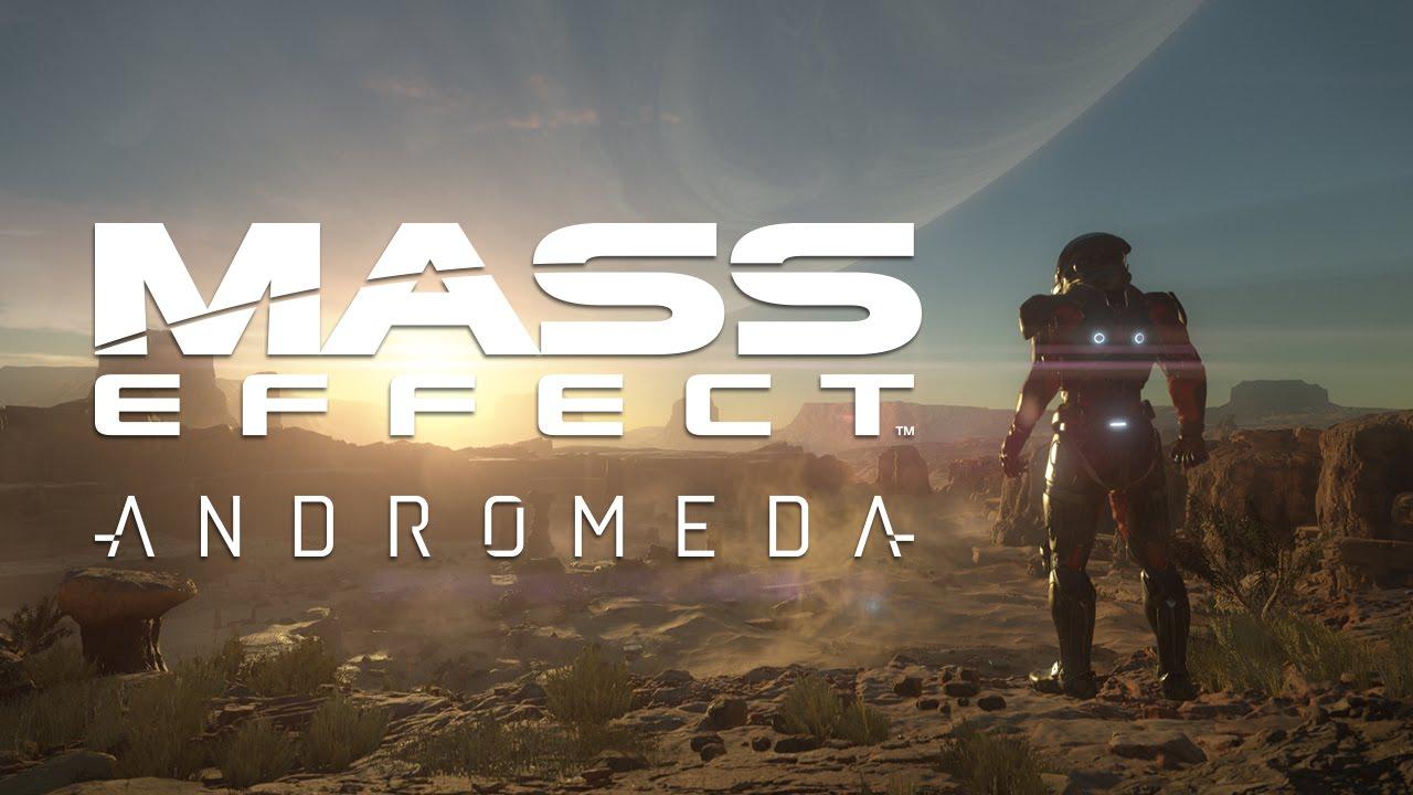 Mass Effect: Andromeda já está em um estágio jogável de desenvolvimento