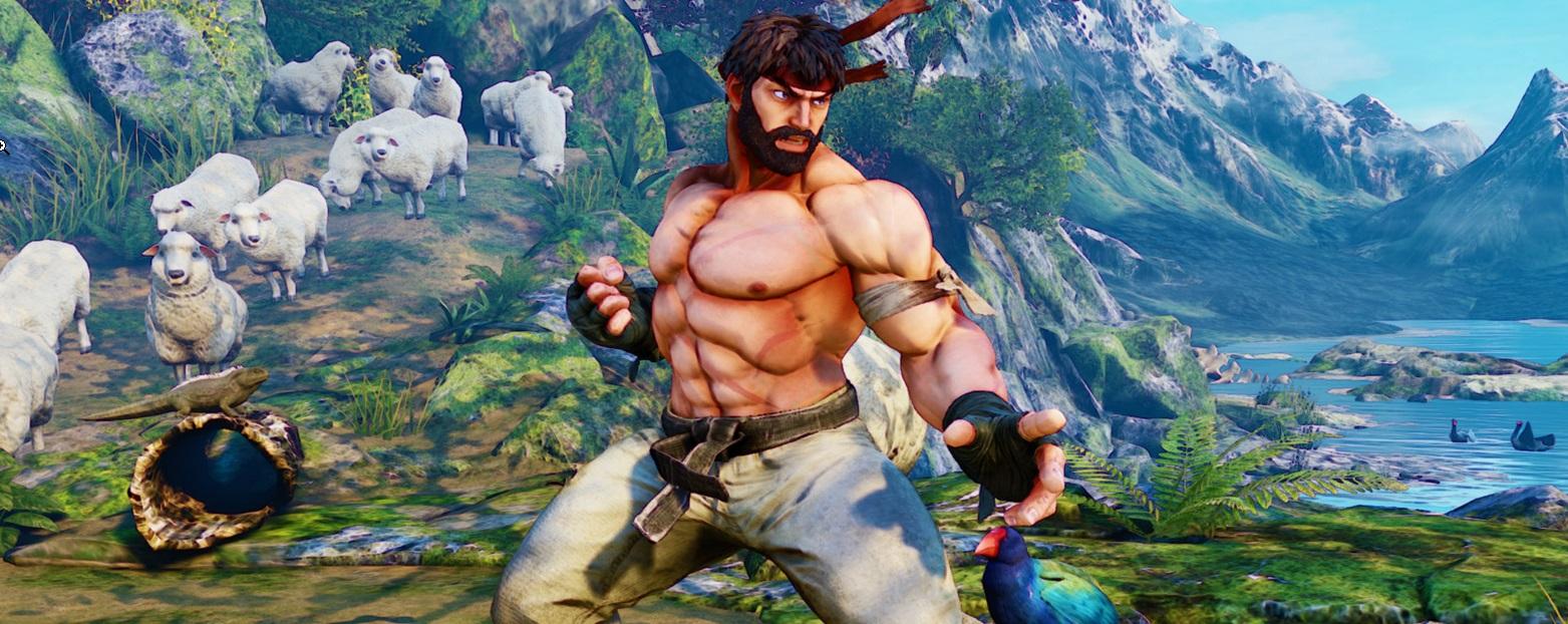 Street Fighter V marca estreia de novo selo para games do PlayStation 4