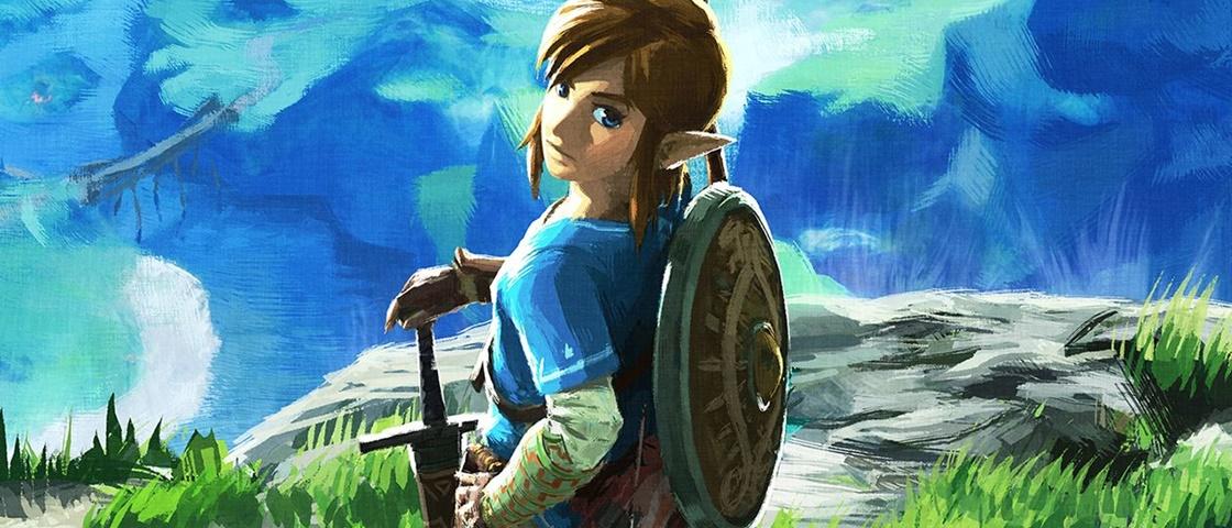 Zelda: Breath of the Wild está com média 98 no Metacritic; confira as notas