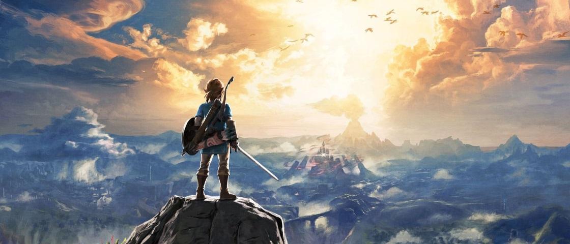 Análise em progresso - The Legend of Zelda: Breath of the Wild