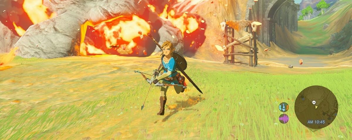 Jogador bate recorde e termina o novo Zelda em apenas 50 minutos [video]