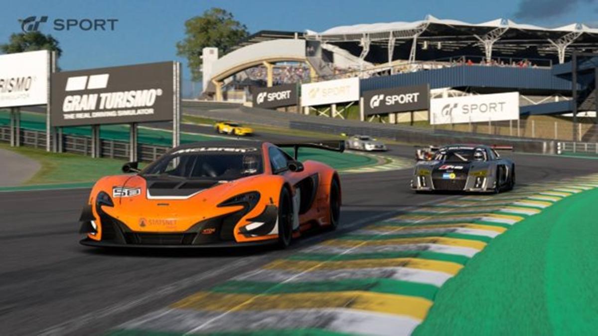 Imagem confirma: parece que teremos a pista de Interlagos em GT Sport