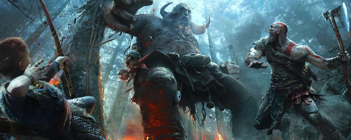 Novo God of War não terá vikings e se passa em 'época muito violenta'