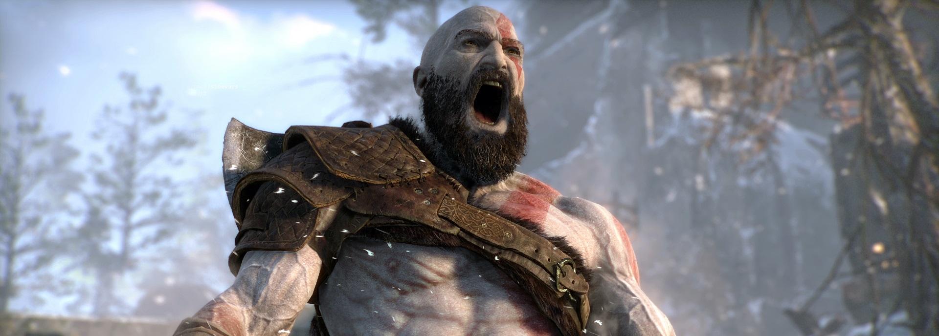 Dublador de Kratos agora lista God of War para 2018 em seu Twitter