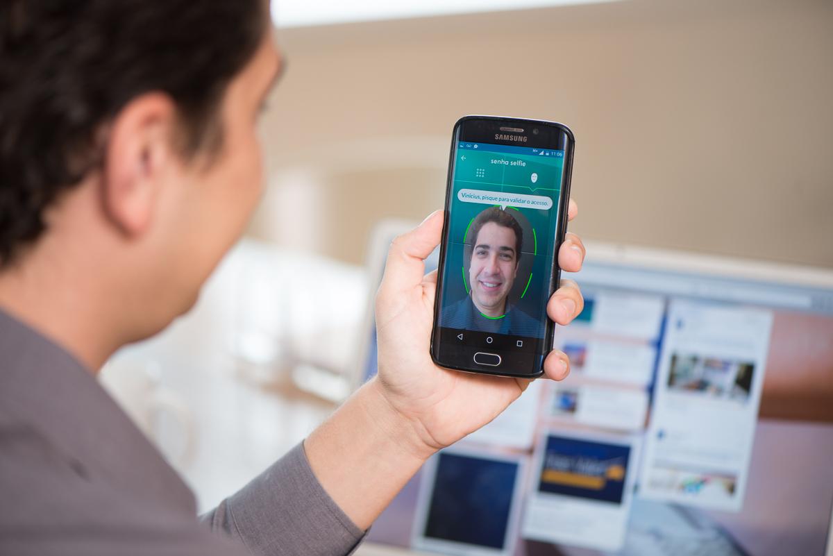 Visa + Neon: agora você pode pagar suas compras online usando uma selfie